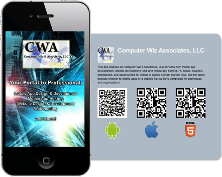 CWA Android App